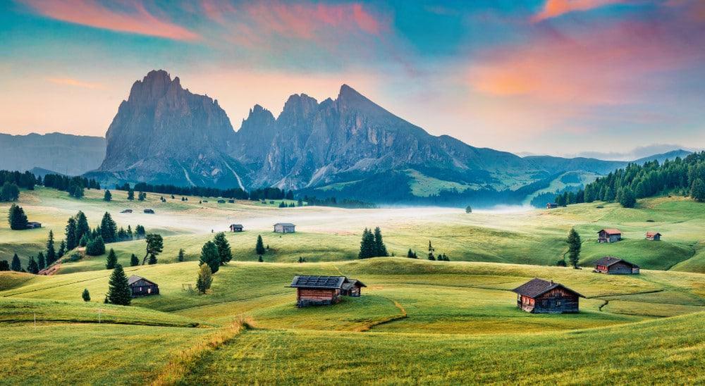que ver en los Dolomitas