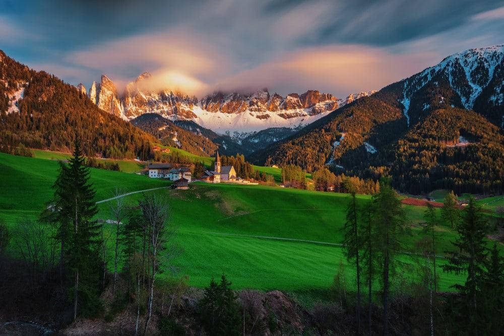 Val di Funes Dolomitas