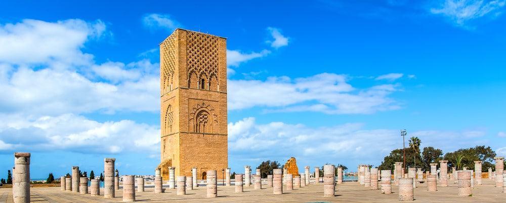visitar la Torre de Hassan