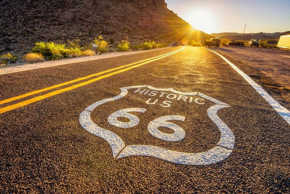 organizar ruta 66