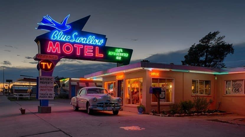 moteles de la ruta 66
