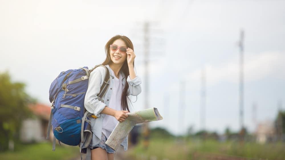 viajar soltera