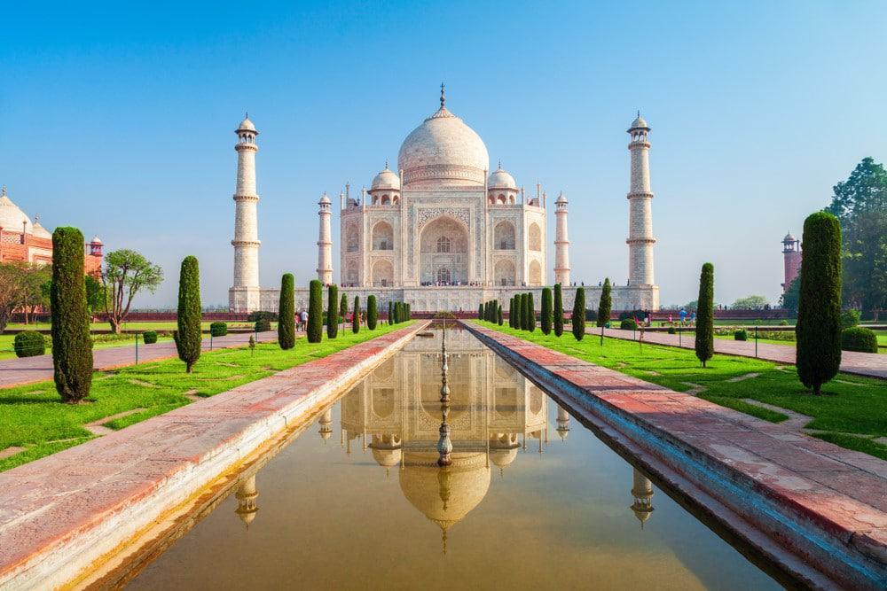 visitar el Taj Mahal
