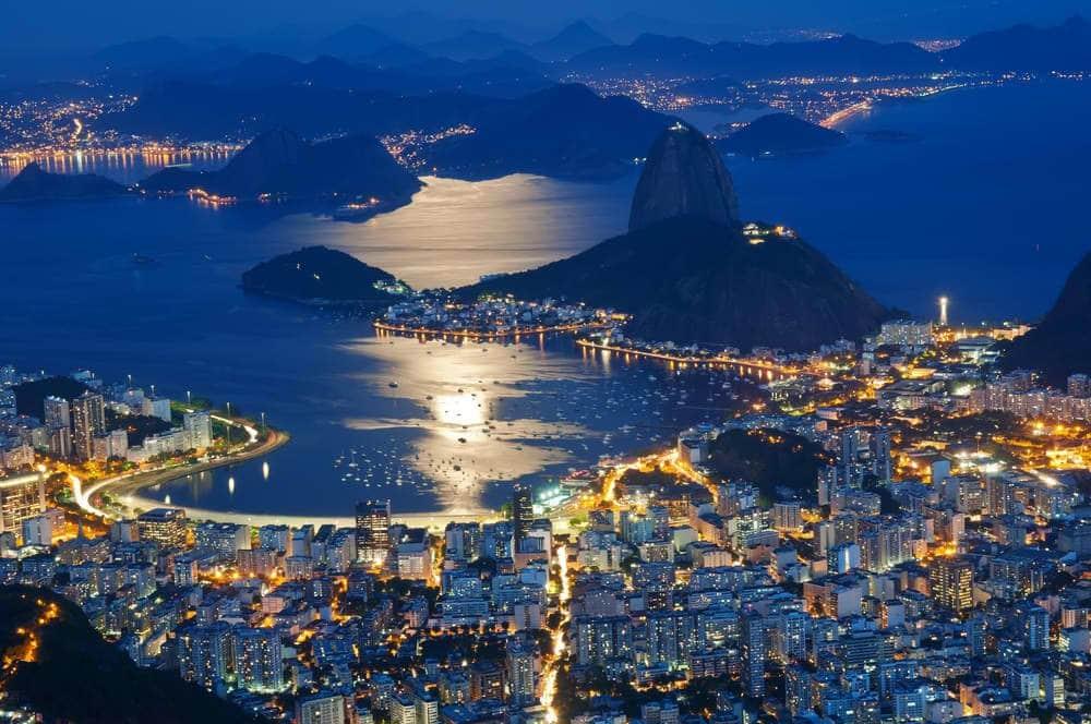 itinerario de viaje a Brasil en 15 días