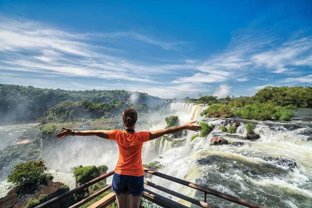 visitar Cataratas de Iguazú en Brasil