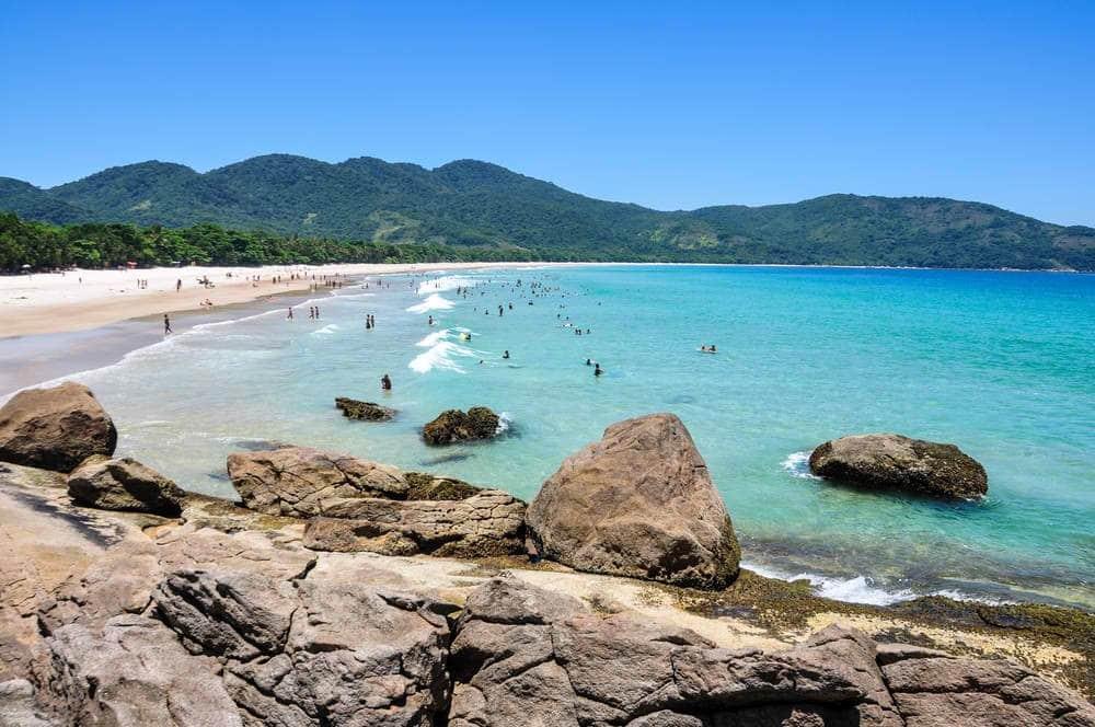 Ilha Grande en ruta de 2 semanas por Brasil