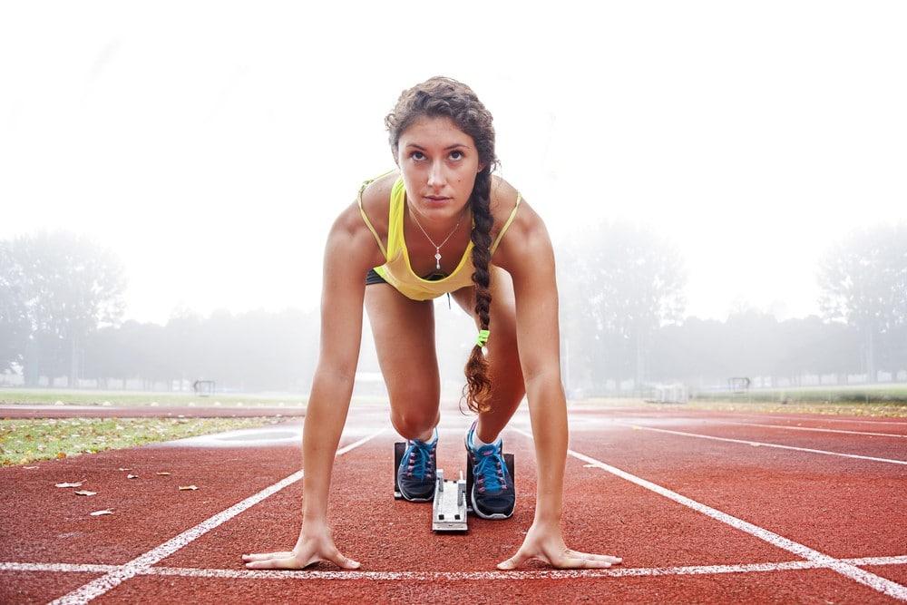 atletismo y mujeres