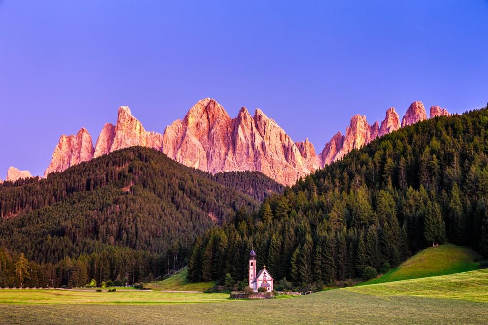 información práctica para viajar a Dolomitas