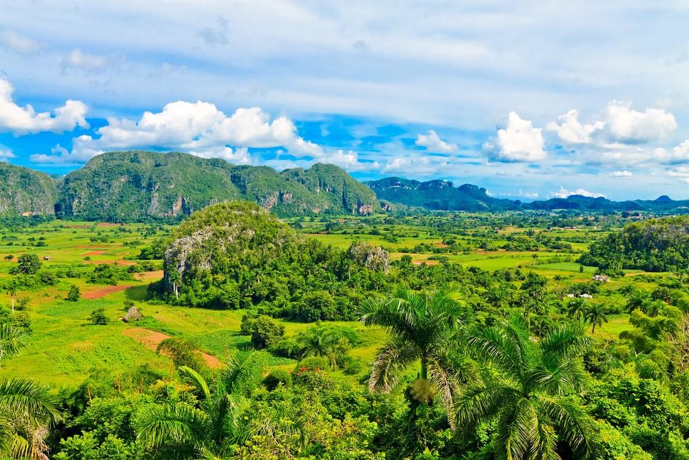 naturaleza en Viñales Cuba