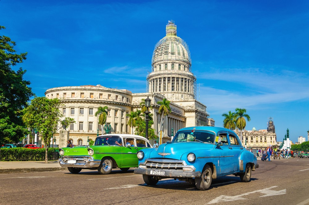 visitar La Habana en ruta de 10 días por Cuba