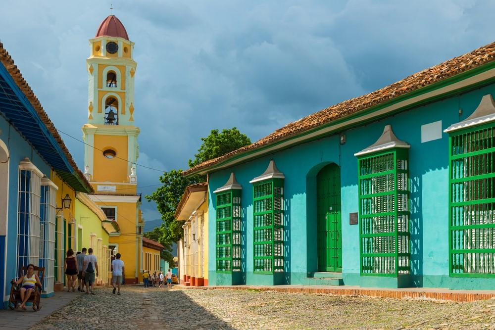 visitar Trinidad en Cuba