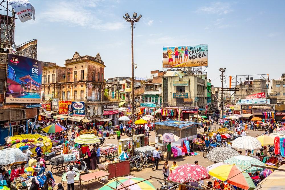 itinerario viaje India 15 días