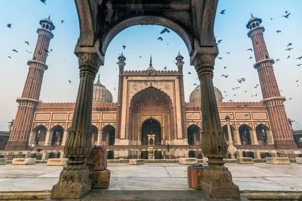 visitar Delhi