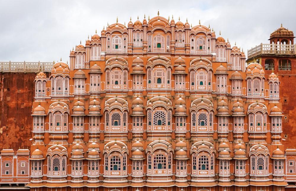 Jaipur en el itinerario por India