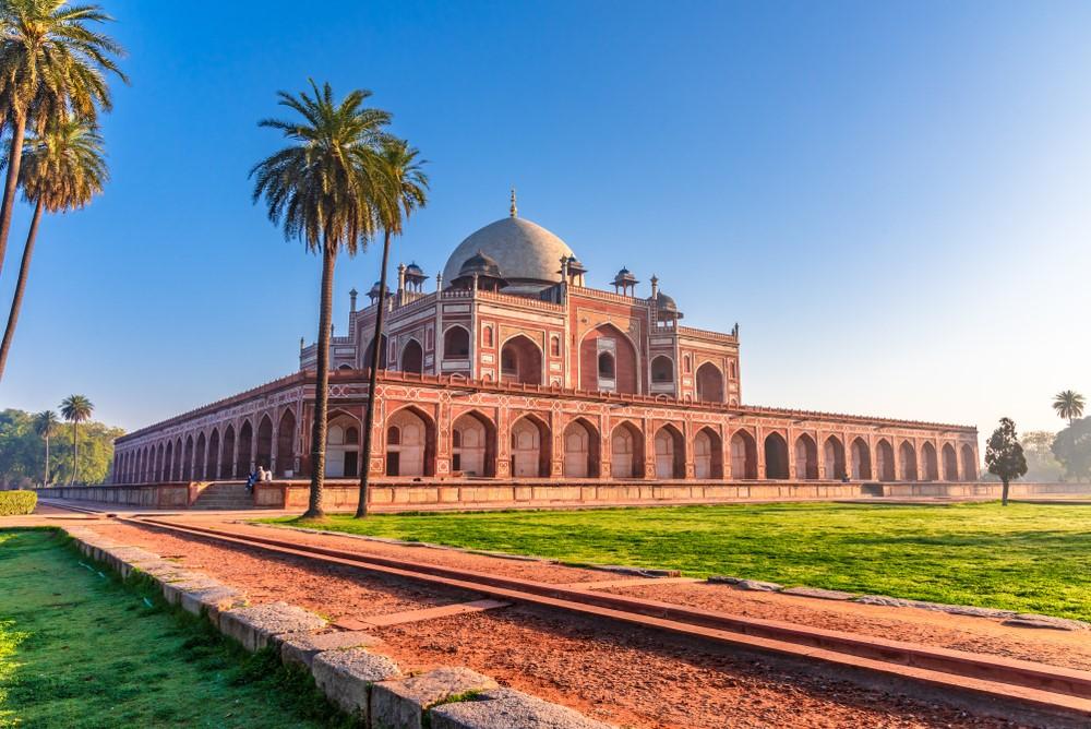 ruta para viajar 2 semanas por India