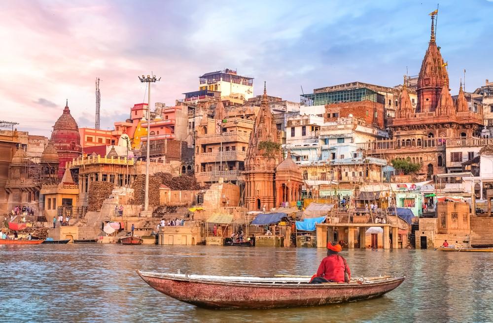 Varanasi es un imprescindible en un itinerario por India