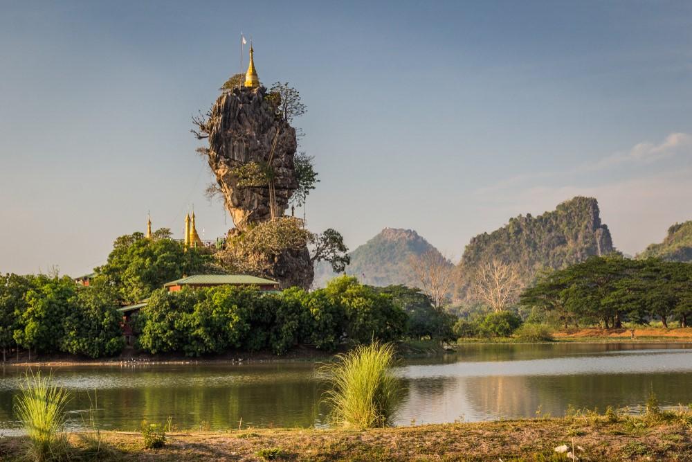 itinerario viaje Myanmar 15 días
