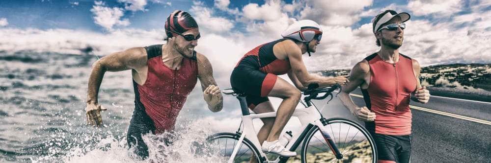 como preparar un triatlon