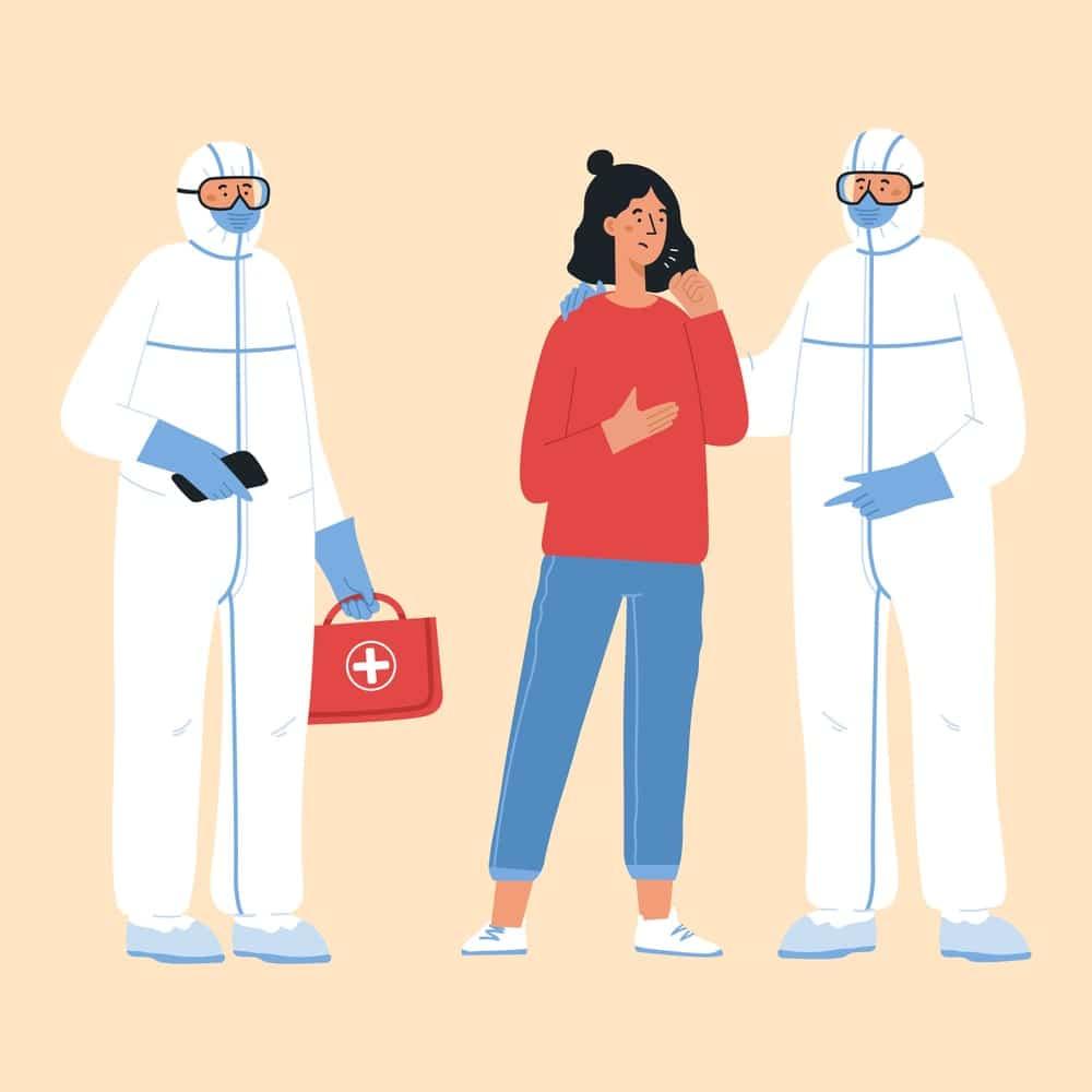 qué hacer en caso de sospecha de coronavirus