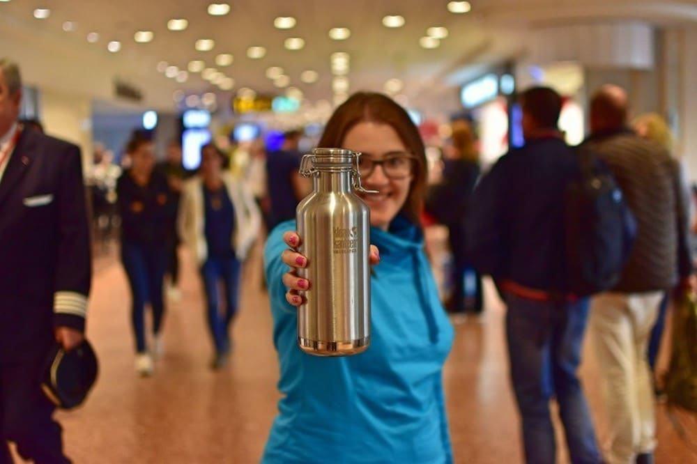 turismo sostenible viajar sin plástico