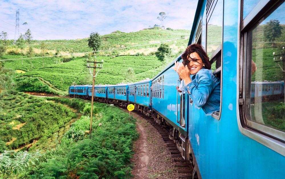 transporte sostenible y viajar