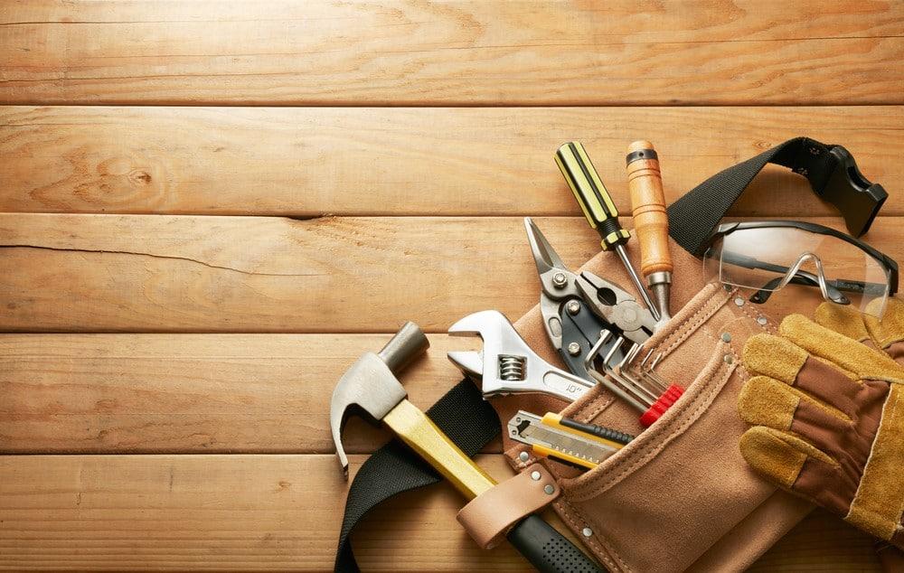 herramientas para camperizar furgo