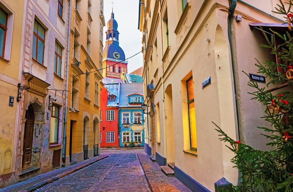 que ver en Letonia