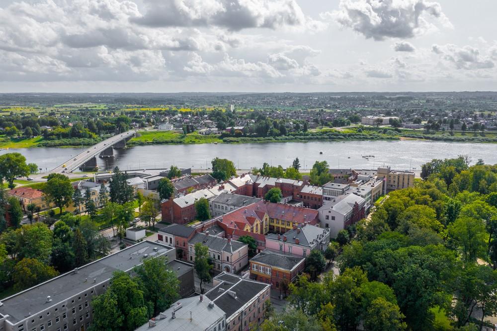 ciudades bonitas que ver en Letonia