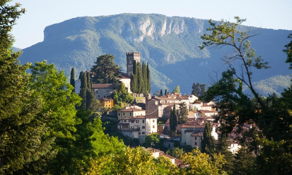 De Bagni di Lucca a Barga