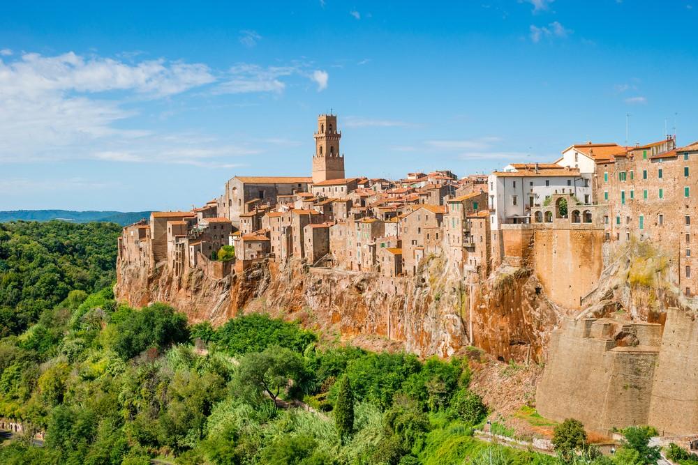 mejor ruta por la Toscana