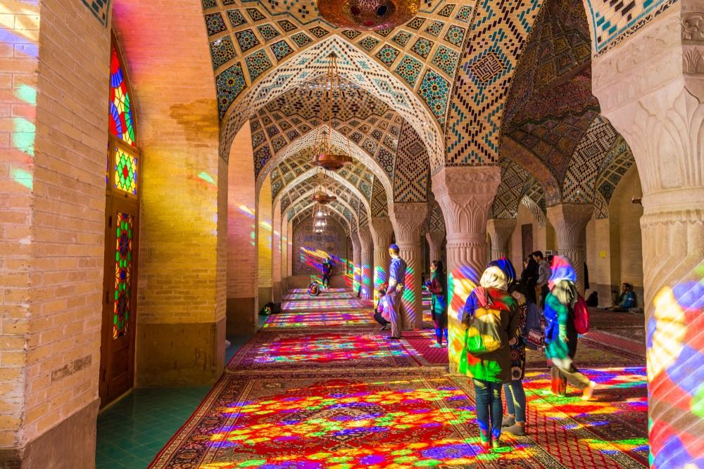 consejos para viajar sola a Irán