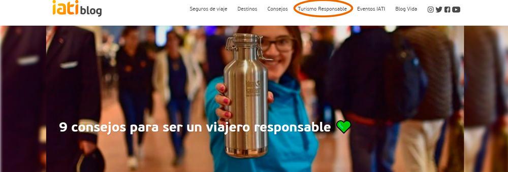 IATI Seguros con el turismo responsable
