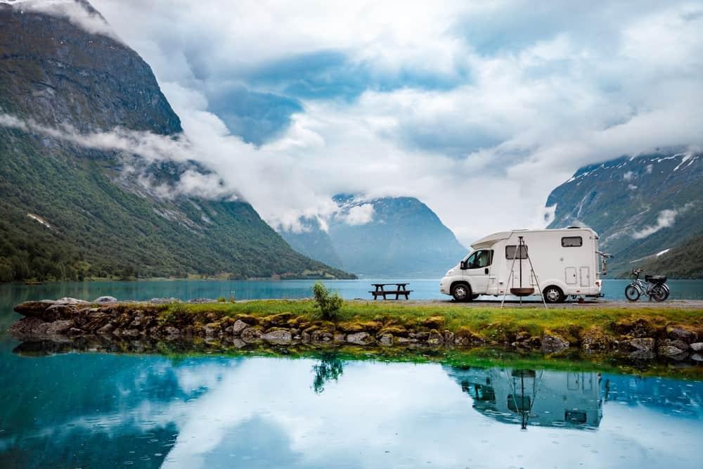 vivir viajando en furgoneta