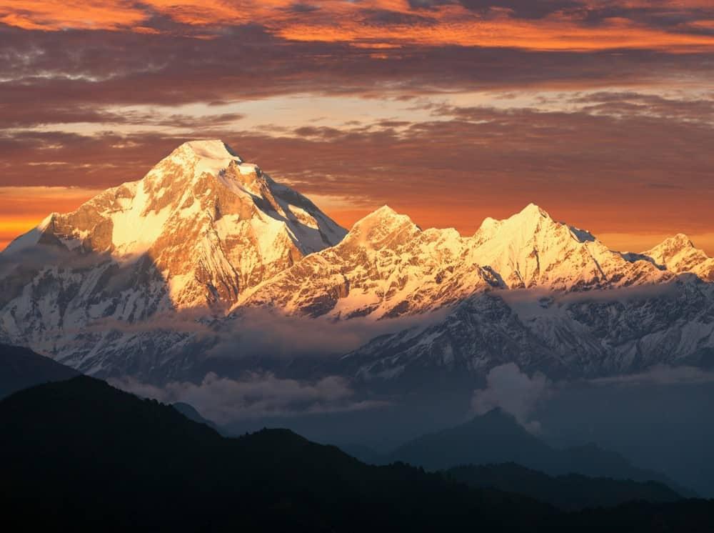 Lower Mustang, trekking en Nepal