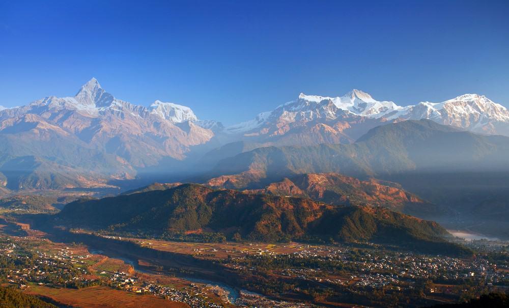 visitar Pokhara en viaje a Nepal