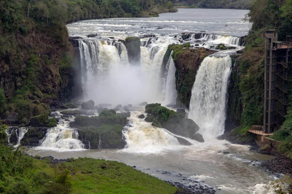 itinerario de viaje a Paraguay en 15 días
