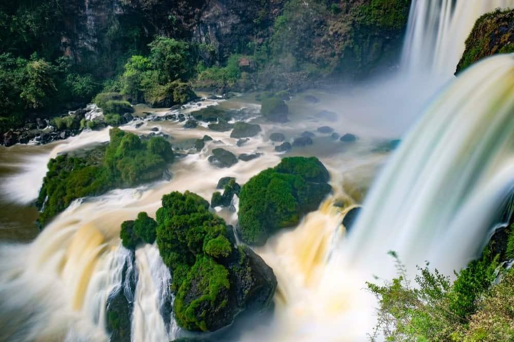 Yguazú y Ciudad del Este
