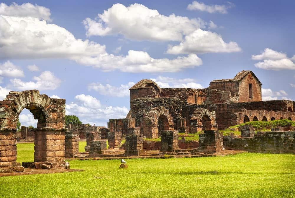 Misiones jesuitas de Paraguay en itinerario de 15 días