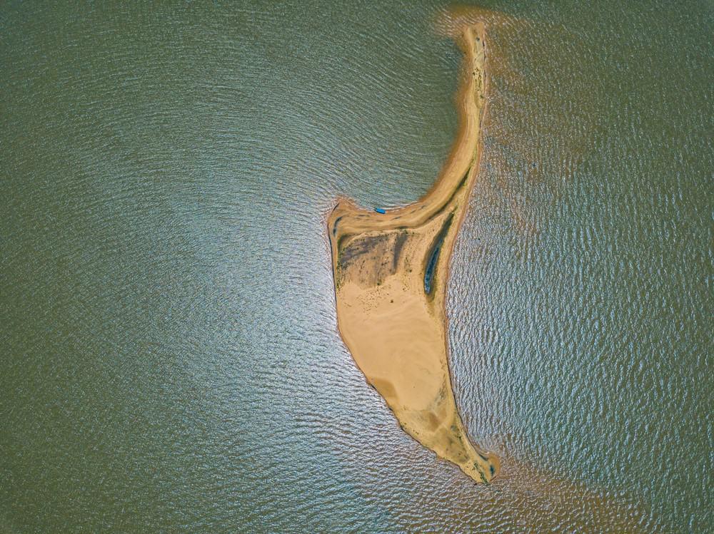 dunas de San Cosme y Damián.
