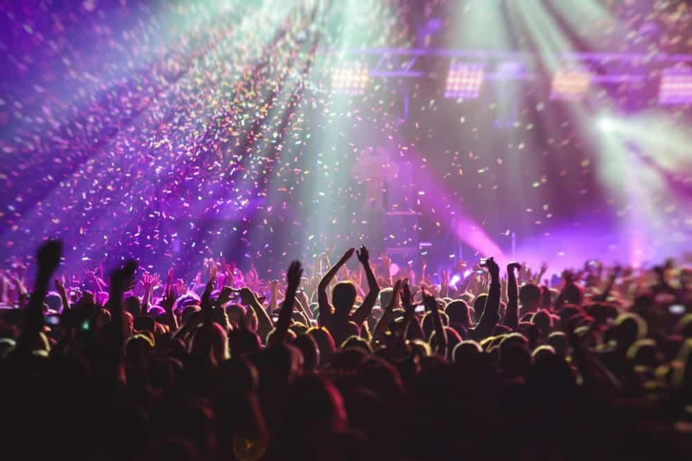 asistir a conciertos desde casa