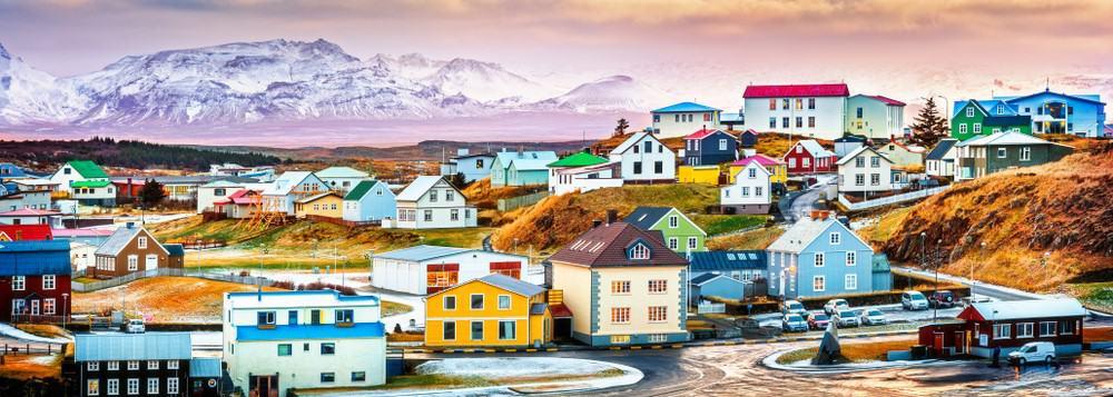 itinerario de viaje a Islandia
