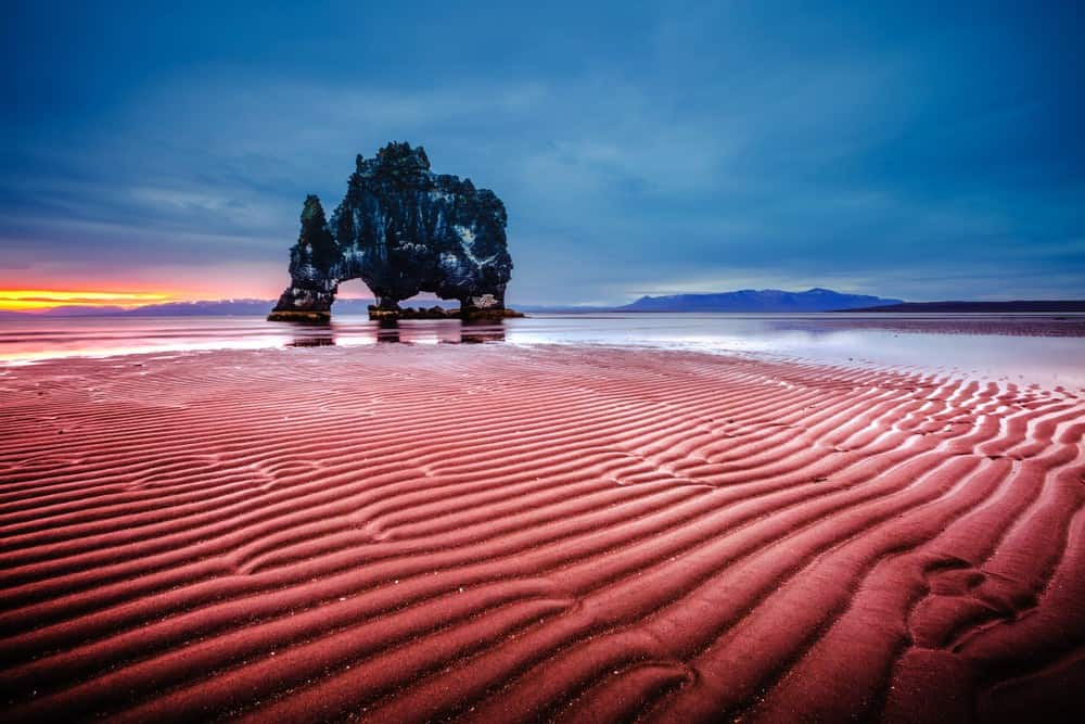 costa de Islandia