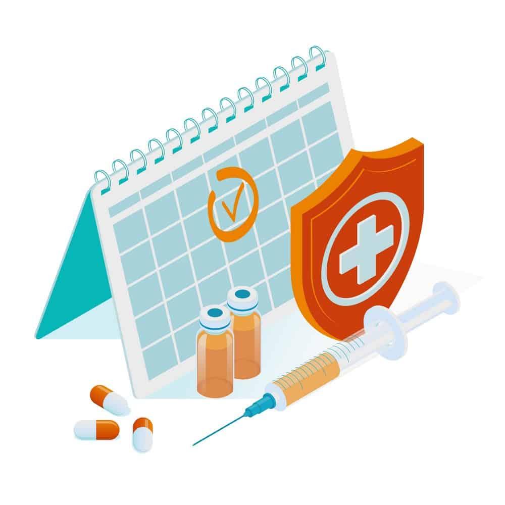 calendario vacunacion 2020
