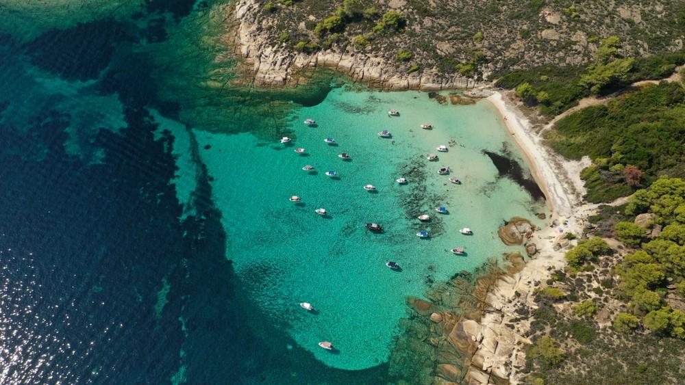 lugares poco turísticos en Grecia