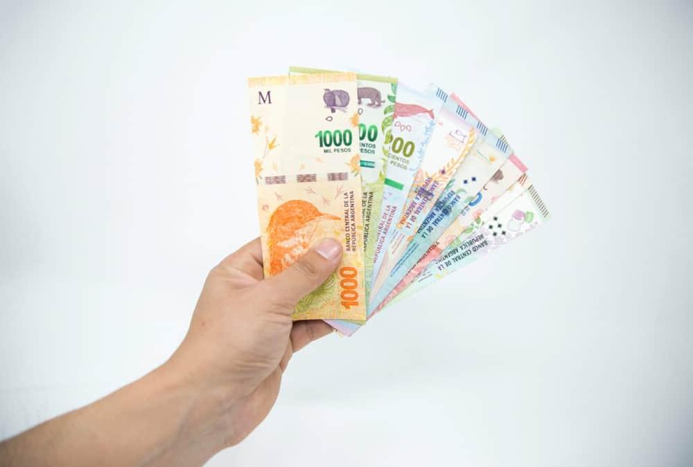 dinero en Argentina, consejos