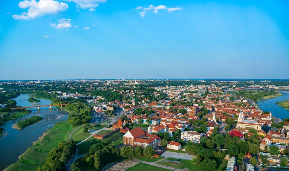 visitar Kaunas en viaje a Lituania de 7 días
