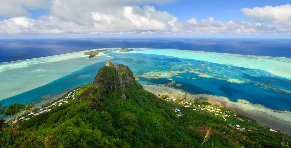 mejores islas Polinesia Francesa