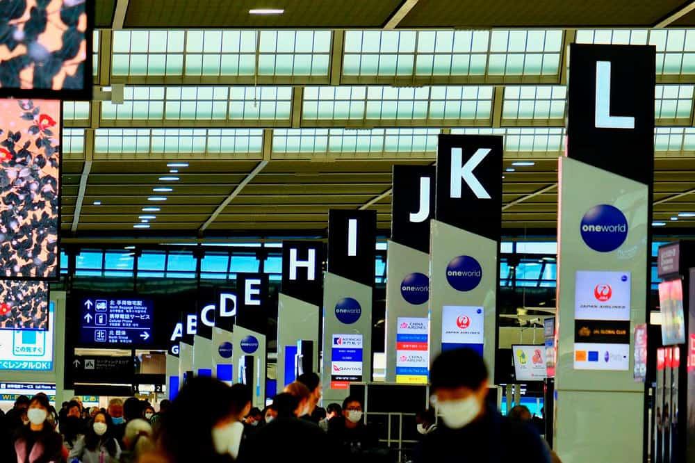medidas de seguridad en aeropuertos