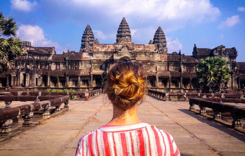 viajar y coronaviurs : Asia