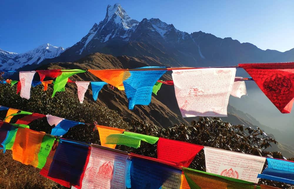 viajar a Nepal este verano